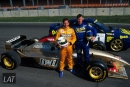 Brundle and McRae Trade Places